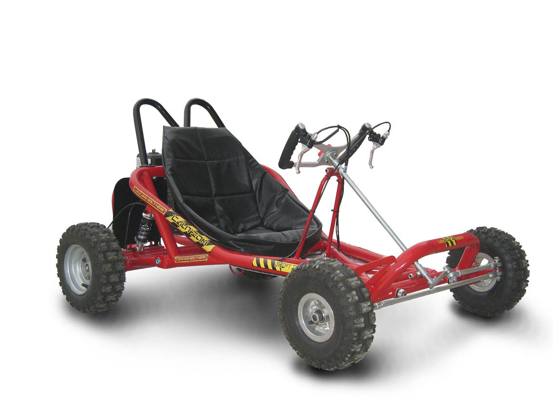 QuadsOnline - Tonaro 198cc Mini Go Cart product specs